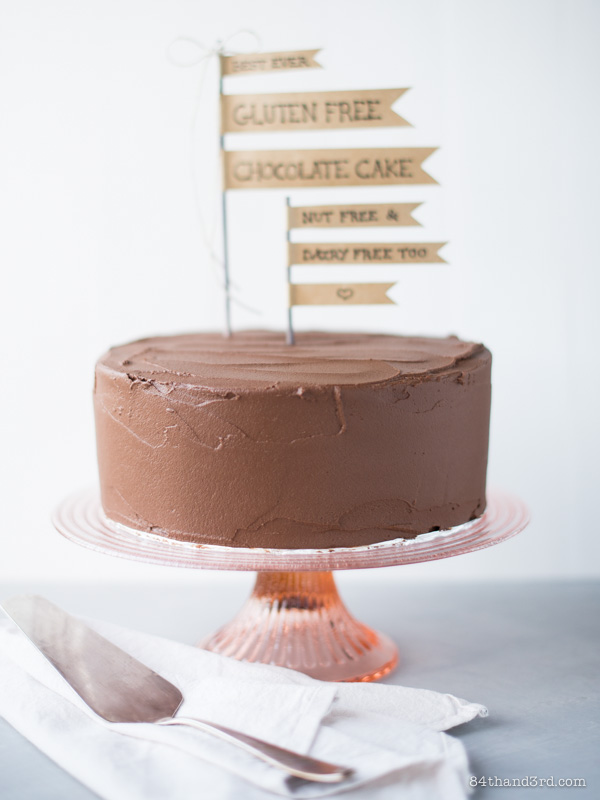 Vegan Chocolate Buttercream