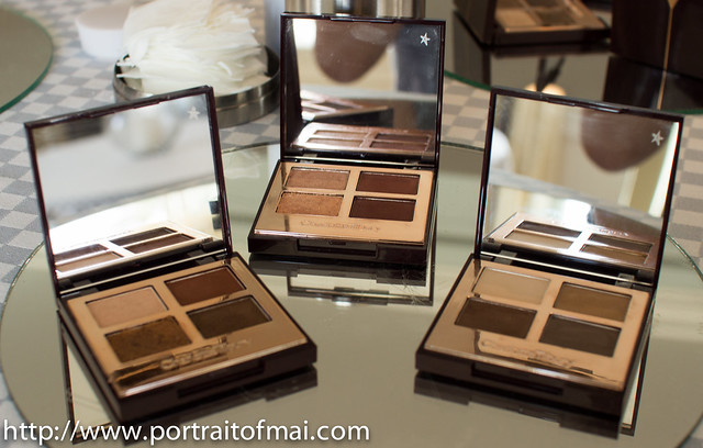 Charlotte Tilbury Makeup Line Event Preview With Swatches