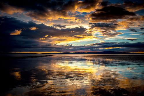 sunset newzealand sunsetlight