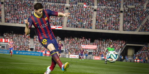 FIFA 15 demo out on Xbox One