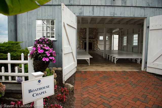 Entrance Boathouse Chapel