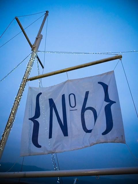 Festival No6 flag