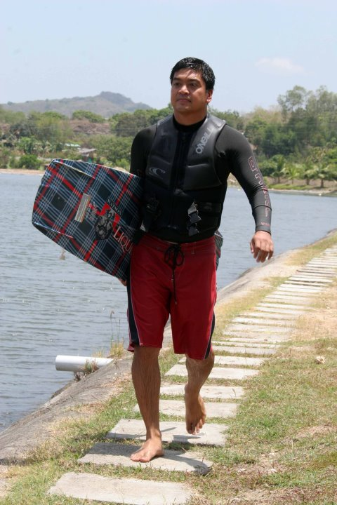 World class water sports complex in Camarines Sur