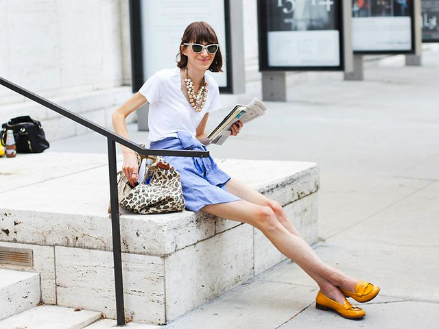 SUMMER OFFICE STREET STYLE 7