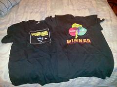 New NaNo Shirts