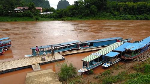 2014 coolpix laos namou nikon nongkhiaw p300 outdoor river boat