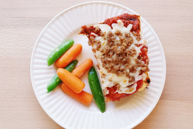 sandwich no. 43: french bread pizza