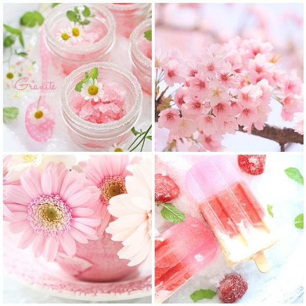 Pink by kazuko takasu