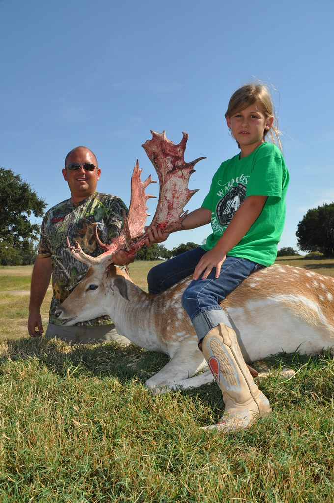 This Is V Bharre Ranch S Fallow Buck Hunting Photo Gallery