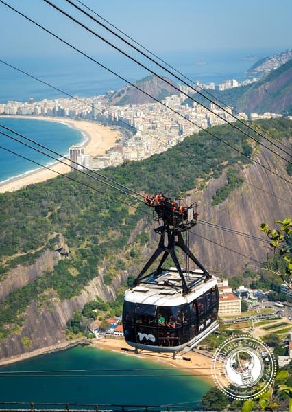 The Best Views in Rio Sugar Loaf Cable Car Rio de Janeiro