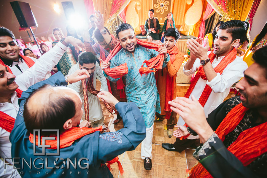 S & A Mehndi | Ashiana | Atlanta Pakistani Mulsim Wedding