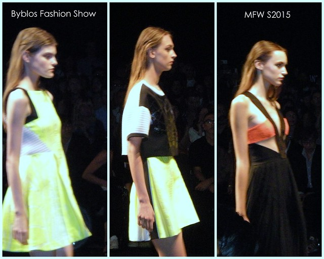 Byblos Fashion Show - Some Looks