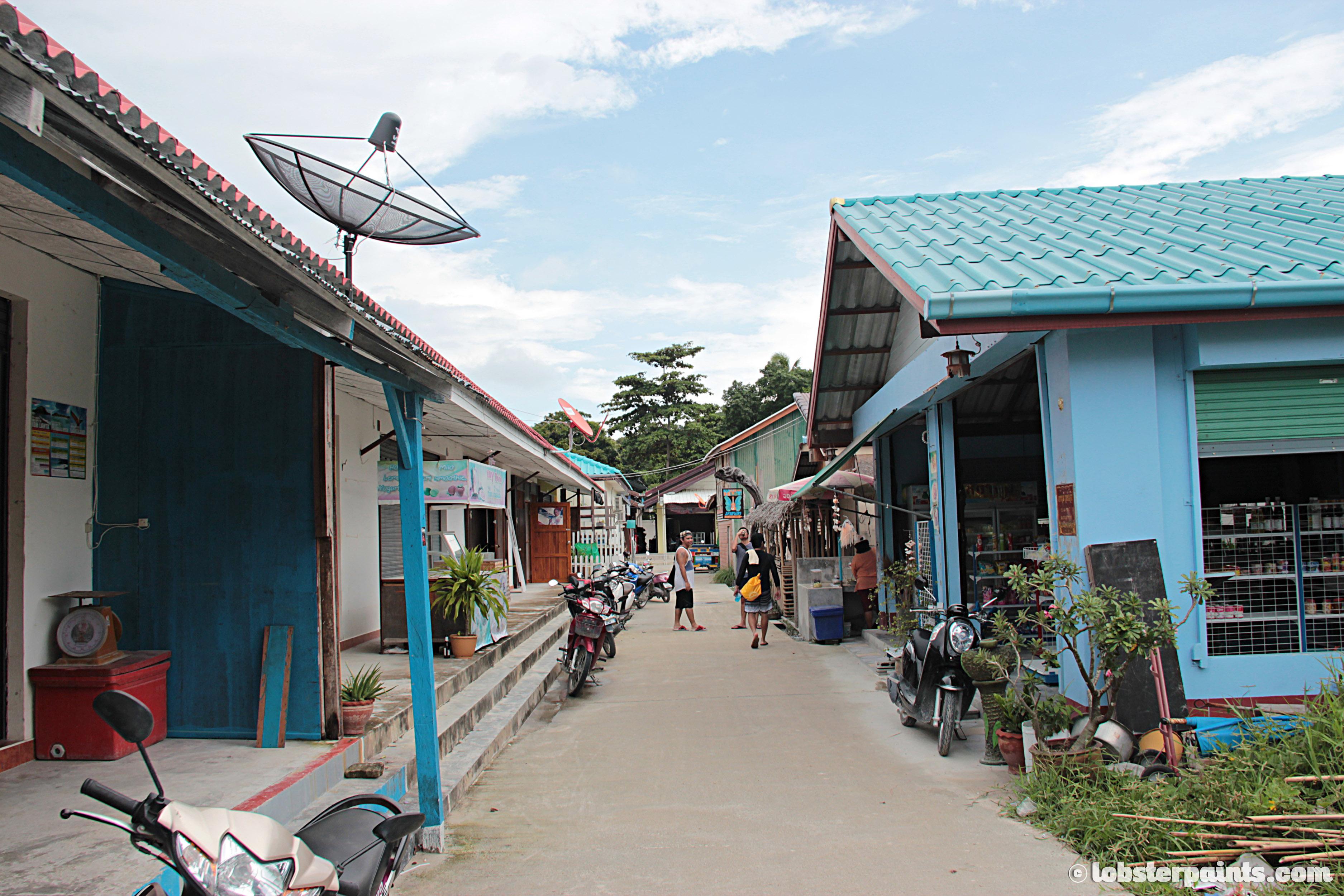 Town | Koh Lipe, Thailand