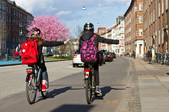 Cycling Embassy of Denmark promotes school cycling in London
