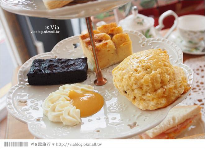 【台中下午茶推薦】甜點森林|Wilson's English Afternoon Tea英式下午茶~好味推薦!40