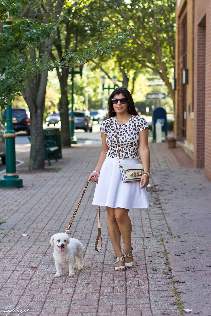 leopard tee, white skirt, grayson bag-1.jpg