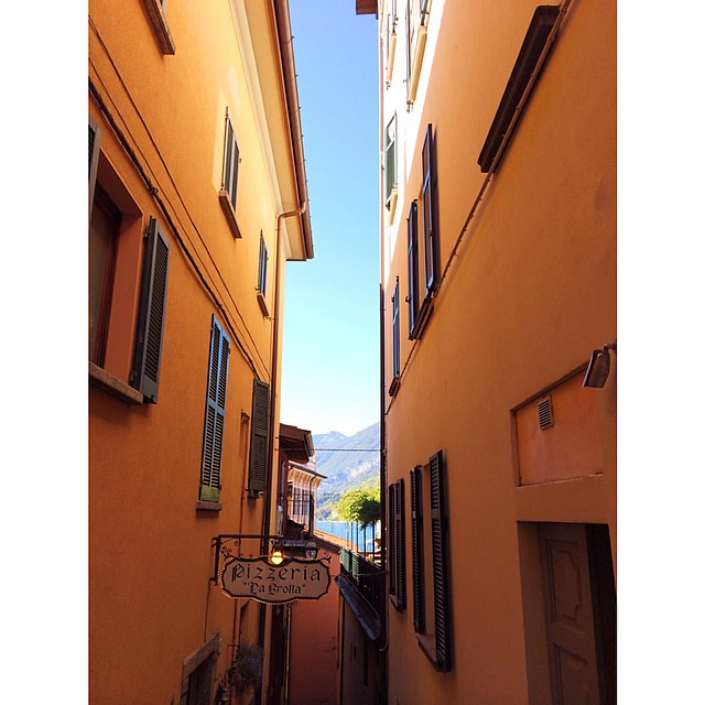 Bellagio #lakecomo #italy