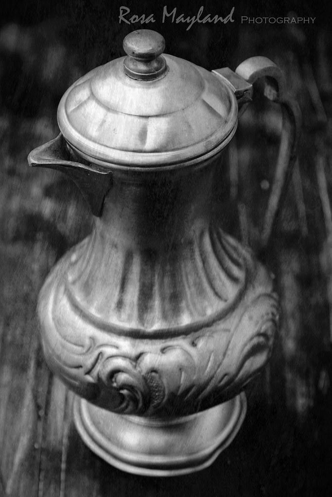Vintage Italian Wine Jug