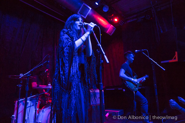 Cathedrals @ Rickshaw Stop, SF 9/11/14