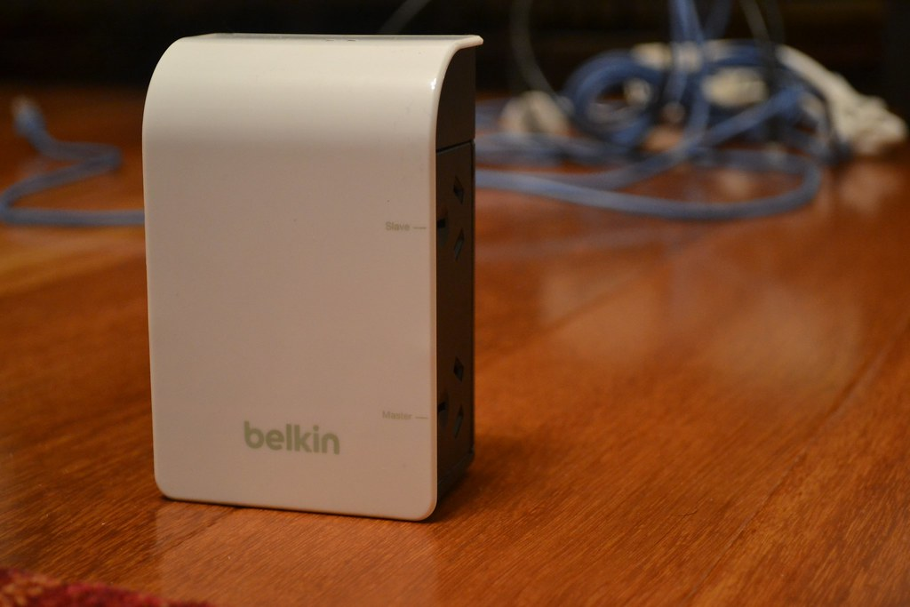 Belkin Home Theatre Standby Power Controller