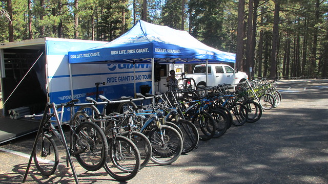 Giant Bikes Demo Day