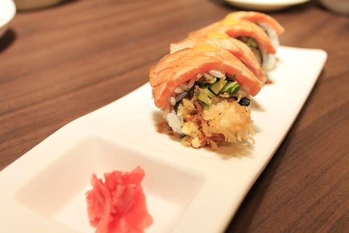 日本料理包廂食記-教師節讓老師在高雄松江庭餐廳吃到飽 (4)