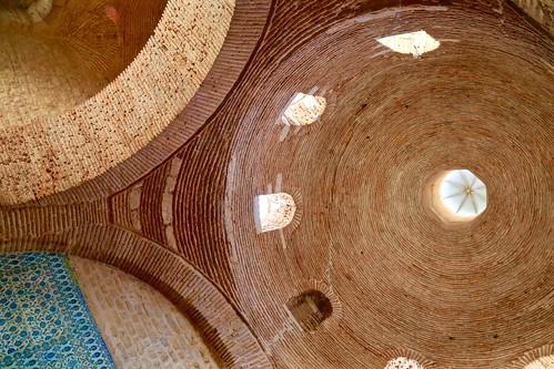 Topkapi Palace kitchen dome