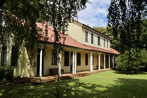 Casa Anwandter, Museo Histórico
