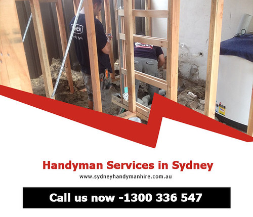 Handyman Services in Sydney