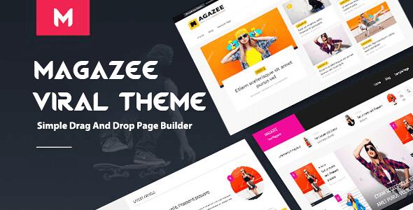 Magazee WordPress Theme free download