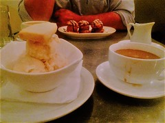 Red Cow 2:  Sunday Dinner With Charley Dessert & Americano