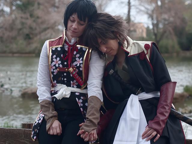 Shooting Hakuouki Shisengumi Kitan - Hyères - 2017-02-12- P1640763