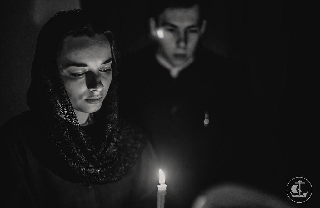 1 марта 2017, Среда Первой седмицы Великого поста. Вечер / 1 марта 2017, Wednesday of the 1st Week of Great Lent. Evening