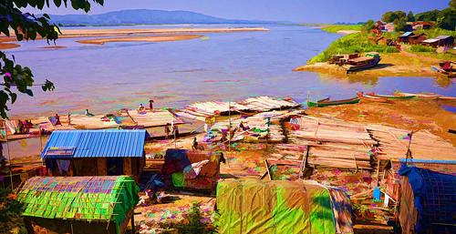 burma holidays lightroom mandalay myanmar onestoptraveltours riverscapes topazlabs