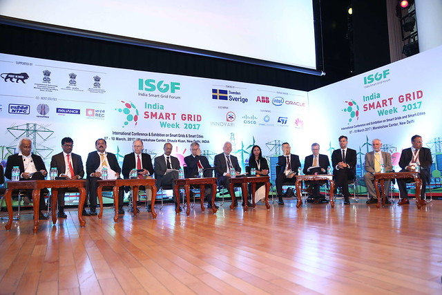 ISGW 2017 : Inaugration of ISGW 2017 Conference