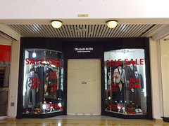 Picture of Boss Italian Suits, 93 Whitgift Centre