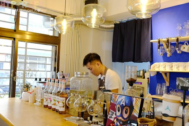 CAFÉ Alfred _愛我的.咖啡 (8)