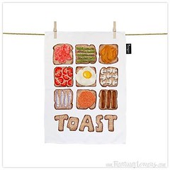 My toast illustration from 2014 now at Bespo on a tea towel: http://bit.ly/2nDsv7C . #breakfasttoast  #breakfastillustration #toastillustration #drawandcook #foodillustration #toastteatowel #teatowel #bespo #floatinglemonstreats #floatinglemons