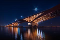 Sungsan Bridge Night View