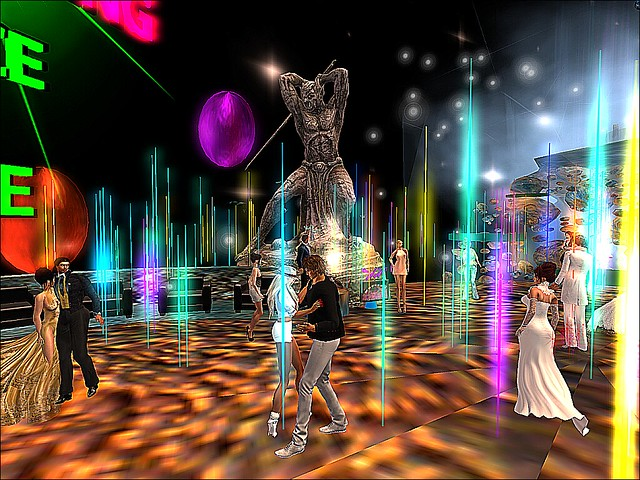 LEA 18:  Existence In Balance - Dancing Rayz of Beauty