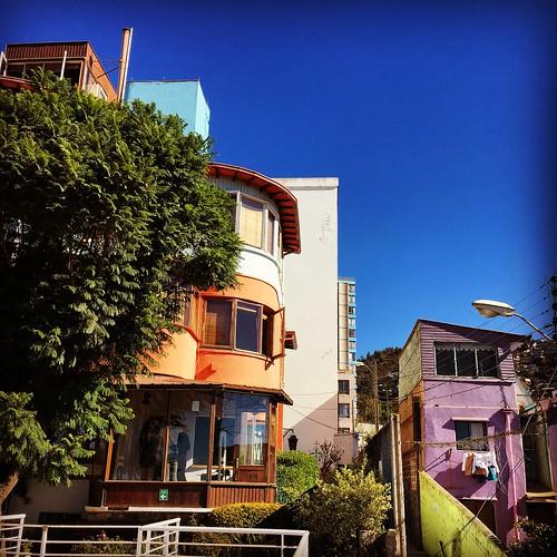 La Sebastiana (Cerro Florida) #Valparaíso