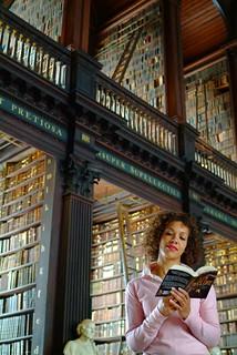 Biblioteca de Dublín.
