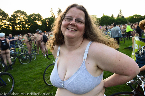 2014 World Naked Bike Ride -25