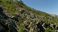 Le sauvage versant des bergeries du Valdu Niellu (photo Olivier Hespel)