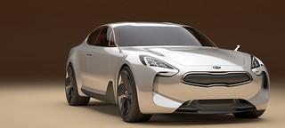 KIA 2011 GT Concept 04
