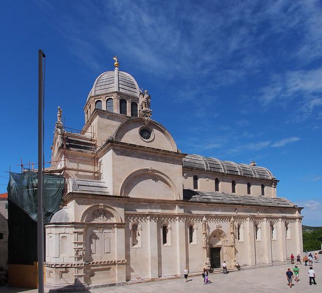 聖雅各大教堂側邊