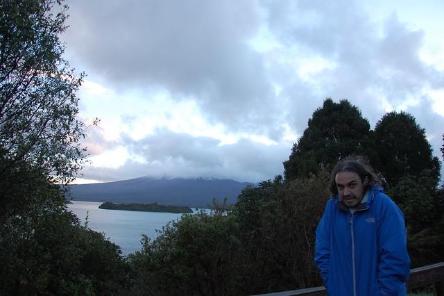 Mordor, o el volvan Tongariro