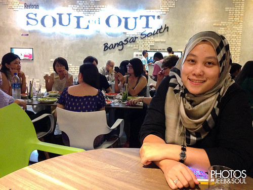 Dinner @ Souled Out, Nexus