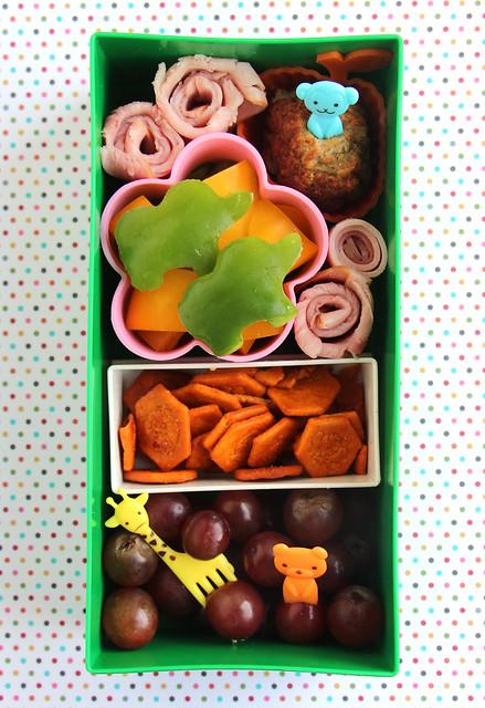 Preschooler Bento #670
