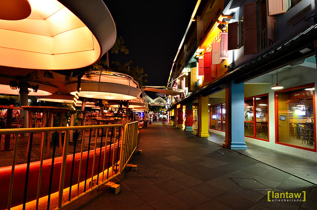 Clarke Quay Nightlife - Bars